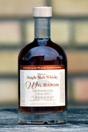 Wil Baron Single Malt Whisky