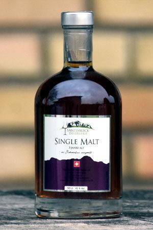 Single Malt Portwein Fass