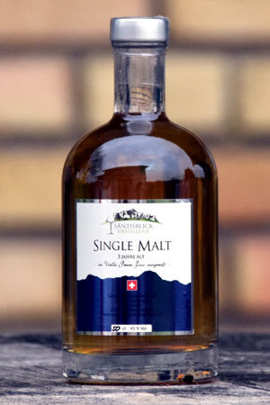 Single Malt Vieille Prune Fass