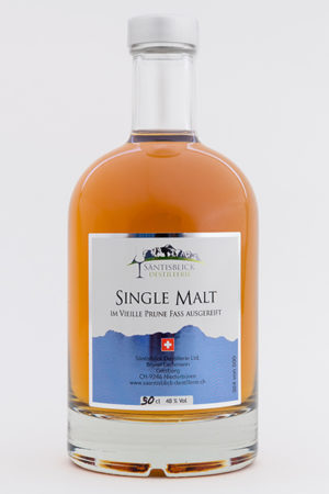 Single Malt Vielle Prune Fass
