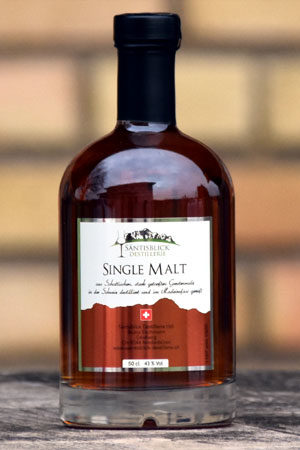 Single Malt Heavy Peated