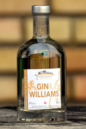 Gin trifft Williams